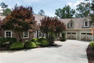 Oconee County Single Family Home For Sale: 204 Lake Breeze Lane