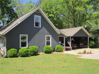 Anderson County, Oconee County, Pickens County Single Family Home For Sale: 110 Kenneth Drive