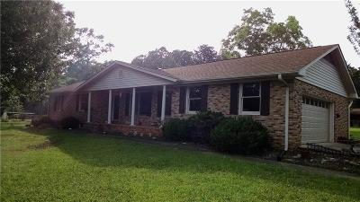 Abbeville County Single Family Home For Sale: 22 Colony E Road