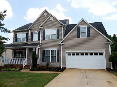 Simpsonville Single Family Home For Sale: 304 Grimes Drive