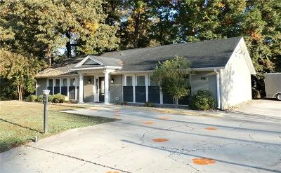 Clemson Commercial For Sale: 196 Keowee Trail
