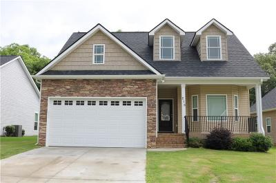 Single Family Home For Sale: 215 Streams Way