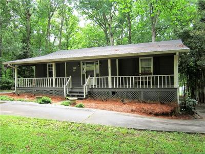 Hart County, Franklin County, Stephens County Single Family Home For Sale: 149 Panorama Drive