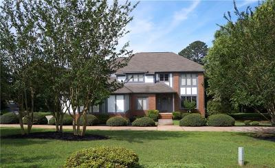 Harpers Ridge Single Family Home Contract-Right of Refusal: 1102 Harpers Way