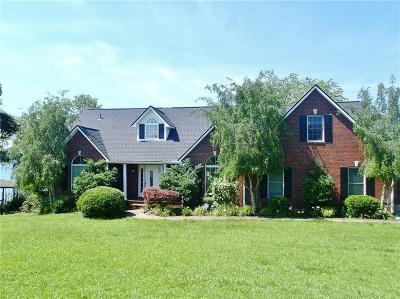 Single Family Home For Sale: 190 Walker Point