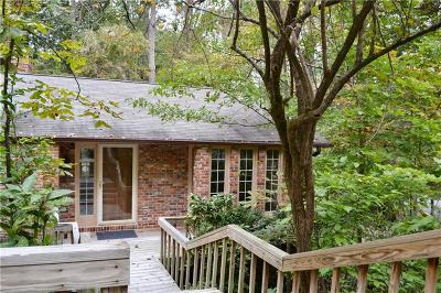 Clemson Single Family Home For Sale: 315 Woodland Way