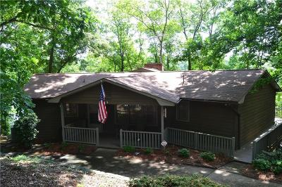 Hart County, Franklin County, Stephens County Single Family Home For Sale: 736 Reed Creek Point