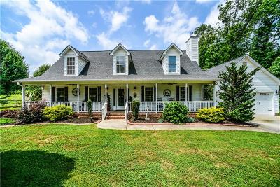 Pelzer Single Family Home For Sale: 119 Colonial Drive