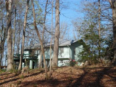 Long Creek, Longcreek, Mountain Rest, Mt. Rest, Mtn Rest, Mtn. Rest Single Family Home For Sale: 355 Big Oak Trail