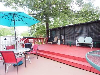 Hartwell GA Mobile Home For Sale: $79,900