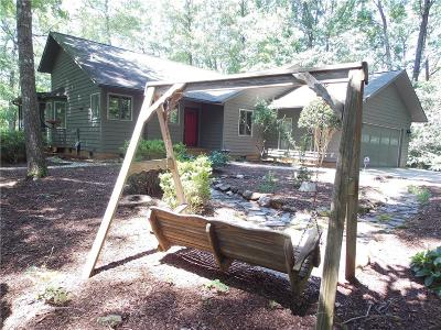 Pickens Single Family Home For Sale: 103 Silver Fox Trail