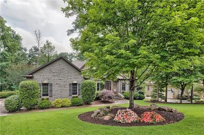 Greenville Single Family Home For Sale: 114 Walnut Creek Way