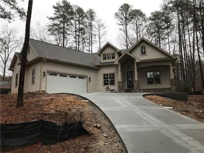 Keowee Key Single Family Home For Sale: 310 Long Reach Drive
