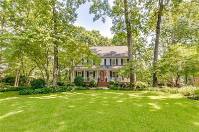 Easley Single Family Home For Sale: 107 Medinah Drive
