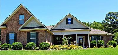 Belton Single Family Home For Sale: 211 Vinings Crossing