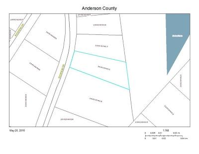 Townille, Townville Residential Lots & Land For Sale: 132 Buckhead Drive