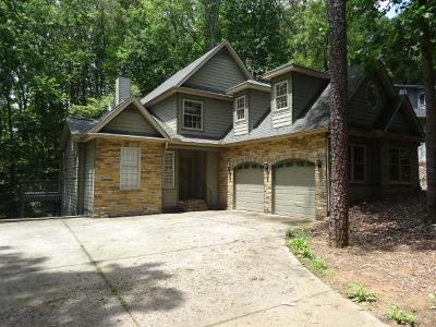 Keowee Key Single Family Home For Sale: 8 Lookout Lane