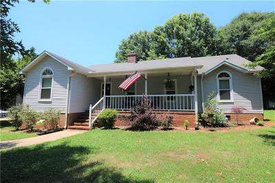 Single Family Home For Sale: 1220 Phillips Road