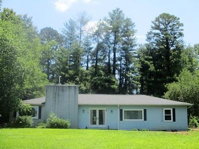 Pickens Single Family Home For Sale: 218 Pineview Drive