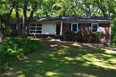 Clemson, Central Single Family Home Sold: 322 Pendleton Road