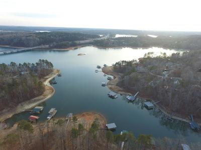 Anderson County, Oconee County, Pickens County Residential Lots & Land For Sale: 318 E Lakeshore Drive