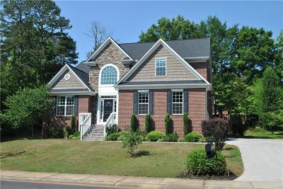 Clemson Single Family Home Contract-Take Back-Ups: 123 Knollwood Drive