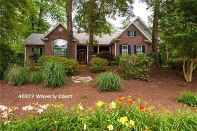 Seneca Single Family Home For Sale: 40377 Waverly Court