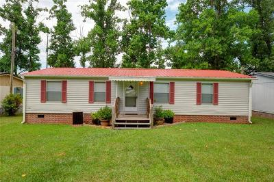 Anderson County, Oconee County, Pickens County Mobile Home For Sale: 114 Dogwood Lane