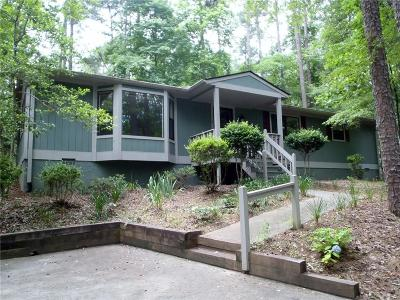 Keowee Key Single Family Home For Sale: 8 Fair Wind Drive