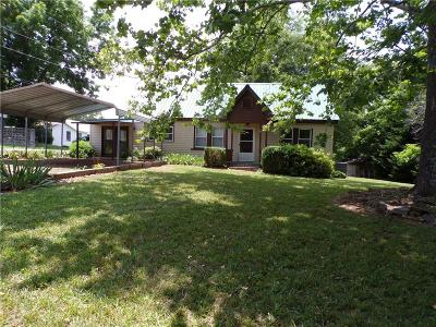 Central Single Family Home For Sale: 2005 Six Mile Highway