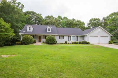 Anderson Single Family Home For Sale: 105 Secession Way