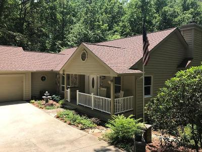 Keowee Key Single Family Home For Sale: 5 High Water Court