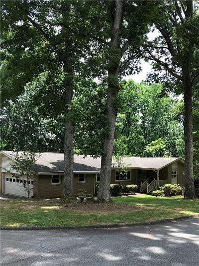Easley Single Family Home For Sale: 139 Wedgewood Court
