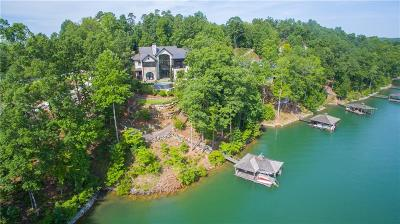 The Reserve At Lake Keowee Single Family Home For Sale: 309 E Fort George Way