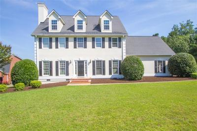 Anderson SC Single Family Home For Sale: $295,000