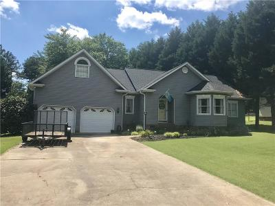 Liberty Single Family Home For Sale: 114 Fleetwood Drive