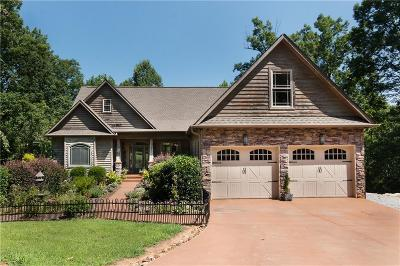 Pickens Single Family Home For Sale: 221 Serenity Drive