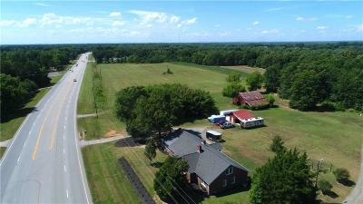Greenville County Single Family Home For Sale: 10701 Augusta Road