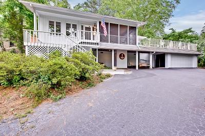 Keowee Key Single Family Home For Sale: 545 Long Reach Drive