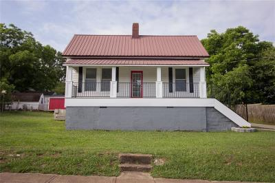 Pelzer Single Family Home For Sale: 1 Fuller Street