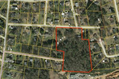 Easley Residential Lots & Land For Sale: 00 Phillips Avenue
