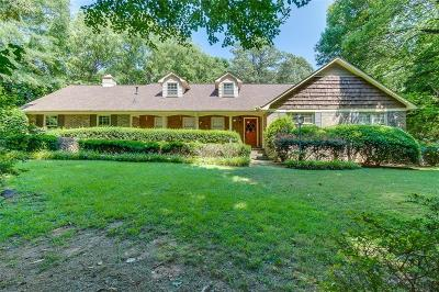 Easley Single Family Home For Sale: 107 Cindy Lane