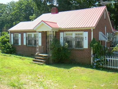 Single Family Home For Sale: 2801 W Whitner Street