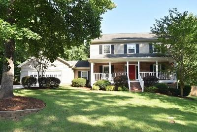 Easley Single Family Home For Sale: 118 Halifax Road
