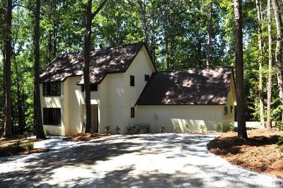 Seneca Single Family Home For Sale: 1298 Carradine Road