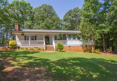 Iva SC Single Family Home For Sale: $150,000