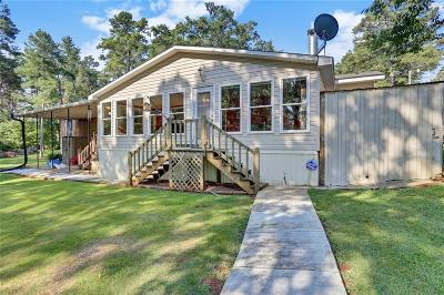 Anderson County, Oconee County, Pickens County Mobile Home For Sale: 1110 Pine Lake Drive