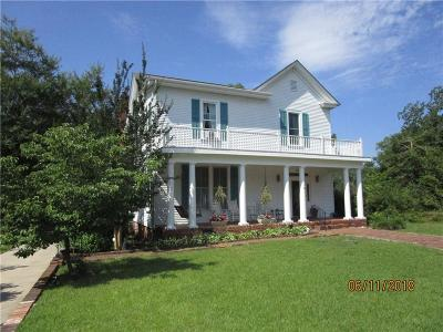 Abbeville County Single Family Home For Sale: 803 N Main Street
