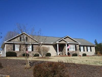 Pickens Single Family Home For Sale: 1622 Walhalla Highway
