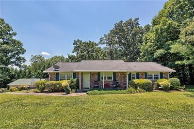 Pickens Single Family Home For Sale: 104 Casey Drive